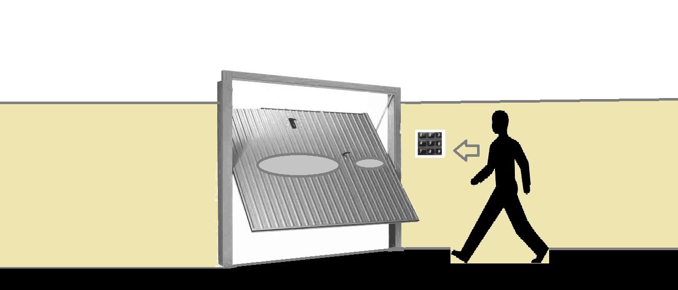 SENHA ELETRONICA (CODE LOCK) SEM FIO – COM  PIC 12F629 (PROTOCOLO HT6P20B)