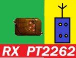 RECEPTOR GENÉRICO PARA PT2262 – COM PIC 12F675 (REF123)
