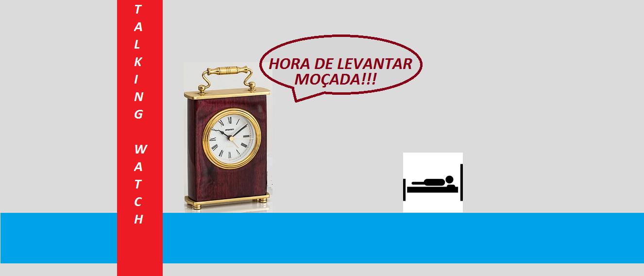 RELÓGIO FALANTE – ADICIONANDO SOM A APLICAÇÕES COM PIC – C/ PIC 16F628A (REF168)