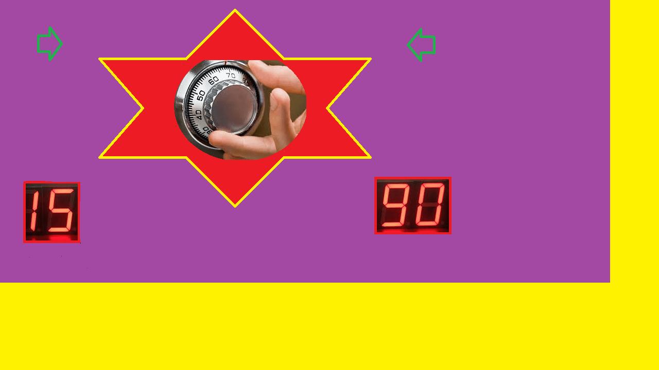 SENHA ELETRÔNICA TIPO COMBINAÇÃO DE COFRE – C/ PIC 16F628A (REF185)