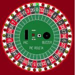 ROLETA ELETRÔNICA COM 37 LEDS – C/ PIC 16F628A  (REF313)