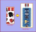 SIRENE COM BLUE PILL (REF361)